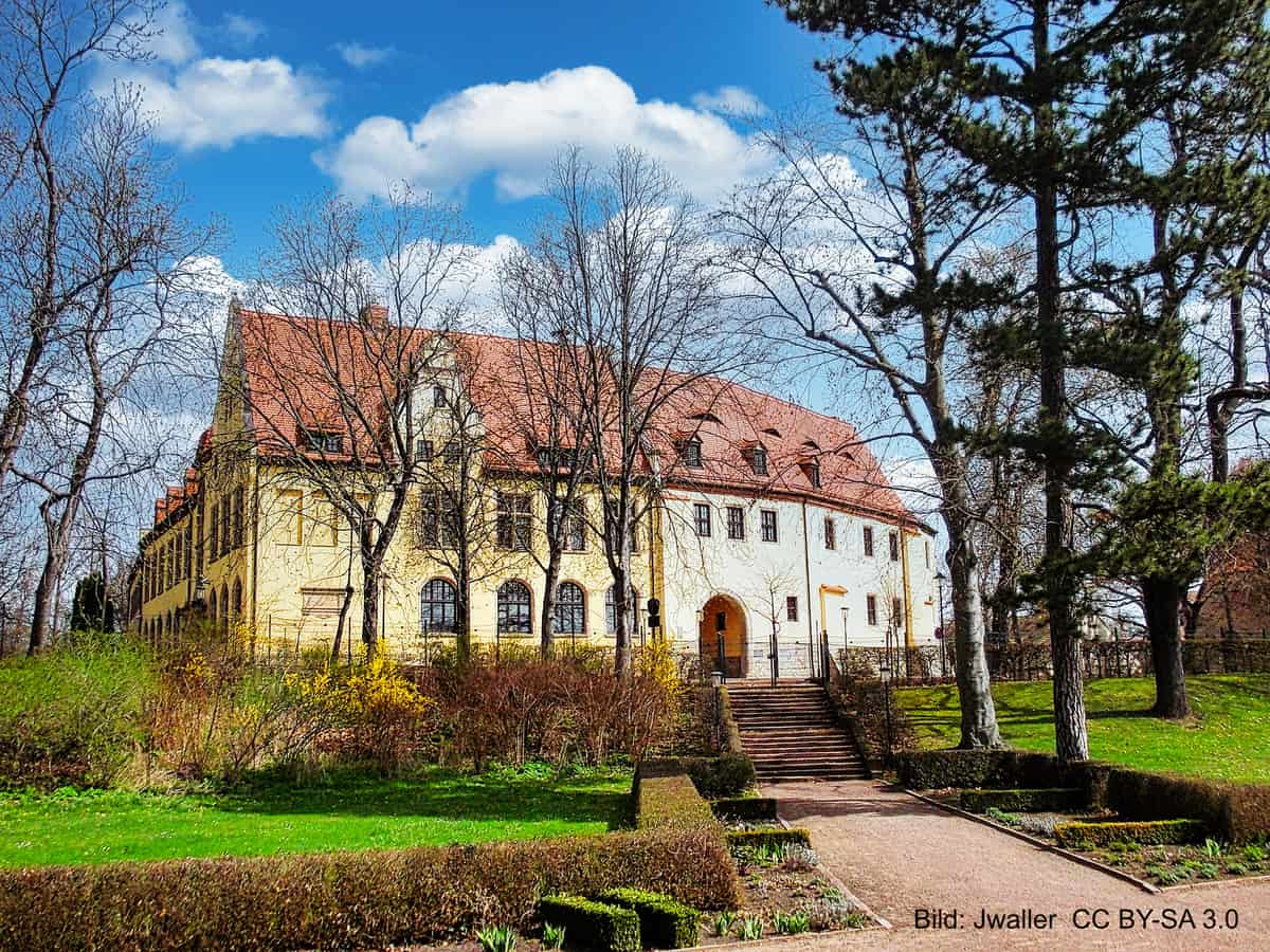 Schloss Bad Lauchstädt