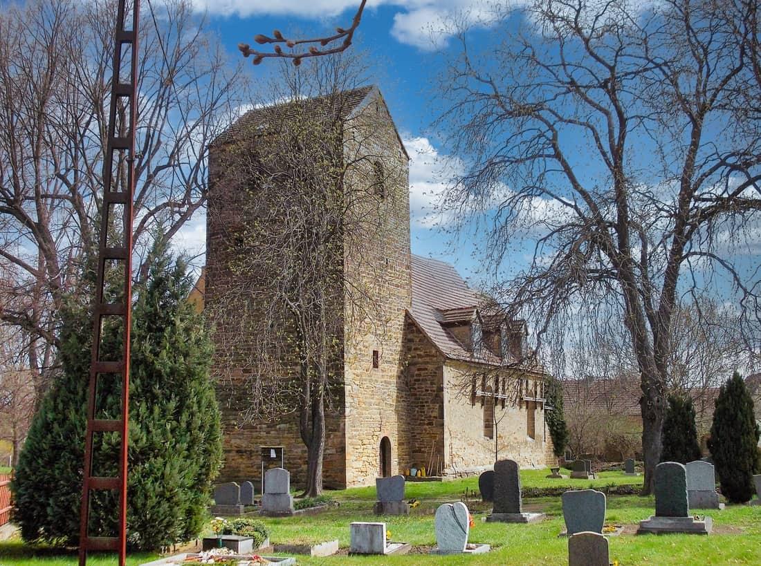 St. Anna Kirche Großgräfendorf Bild: Jwaller CC BY-SA 3.0