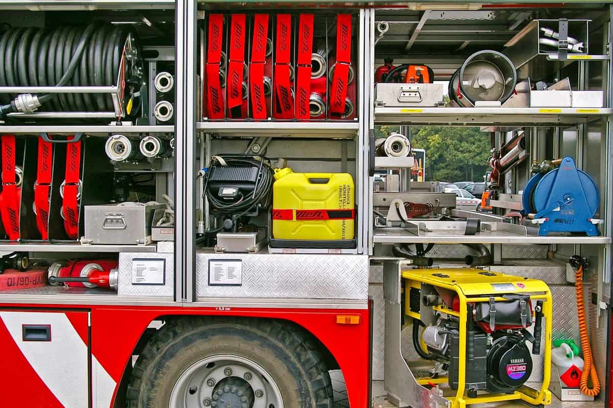 Feuerwehr Bad Lauchstädt Gerätewagen